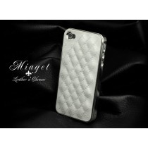 ★ iPhone 4/4S ★ Magnifique coque blanche de protection