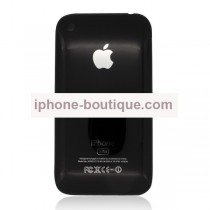 ★ iPhone 3G/GS ★ Coque arrière noire de remplacement