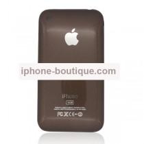 Coque arrière marron de remplacement ★ iPhone 3G/GS ★