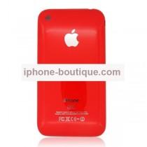 Coque arrière rouge de remplacement ★ iPhone 3G/GS ★