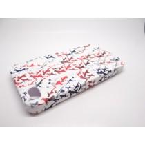 Coque Drapeau Anglais en plastique rigide - iPhone 4 / 4S
