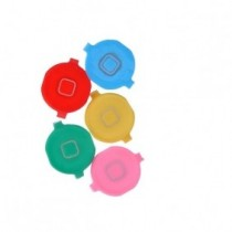 "★ iPhone 4 ★ Bouton ""Home"" Coloré"