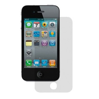 Film de protection avant pour iphone 4 et 4s