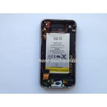 Coque arrière complete noire iphone 3g