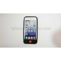 ★ iPod touch 5 ★ Coque de protection silicone noir