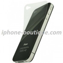 ★ iPhone 4/4S ★  Film de protection (ARRIERE)