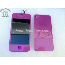 ★ iPhone 4S ★ Kit complet VIOLET