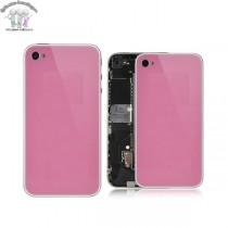 ★ iPhone 4 ★ Vitre arrière ROSE