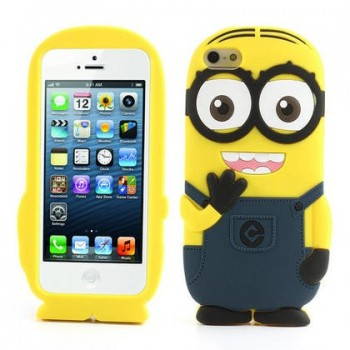 iphone 5c coque minions moi moche et mechant