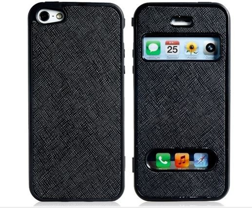 coque iphone 5 rabattable