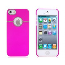 Coque rigide design rose - iPhone 5 / 5S