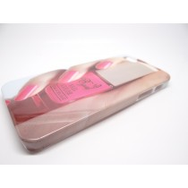 Coque Nail Art Rose en plastique rigide - iPhone 5 / 5S
