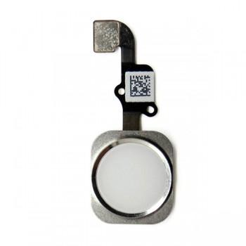 Nappe bouton home accueil active touch prémonté noir - iPhone 6 plus