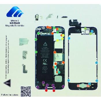Patron magnétique - iPhone 5