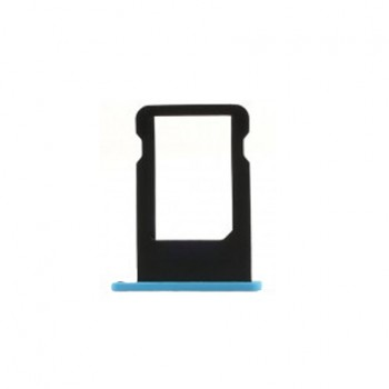 Slot support tiroir de nano carte SIM pour iphone 5C jaune