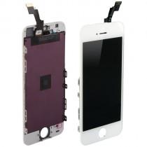 Bloc lcd complet écran iPhone 5S blanc