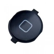 "★ iPhone 4 ★ Bouton ""Home"" NOIR"