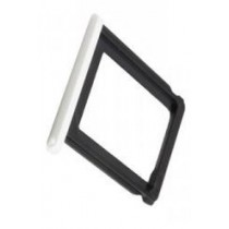 Slot support tiroir de carte SIM pour iphone 3gs blanc