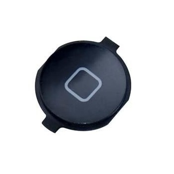 Bouton home noir iphone 3g