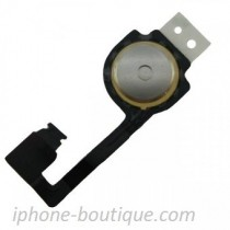 Nappe flex bouton home iphone 4