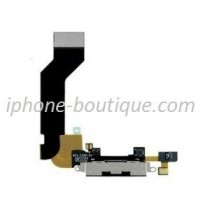 Nappe connecteur de charge usb ,micro haut-parleur iphone 4s