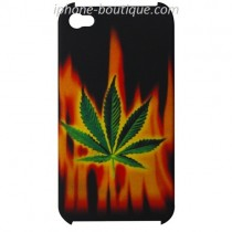 Coque de protection cannabis canabis iphone 4 4s